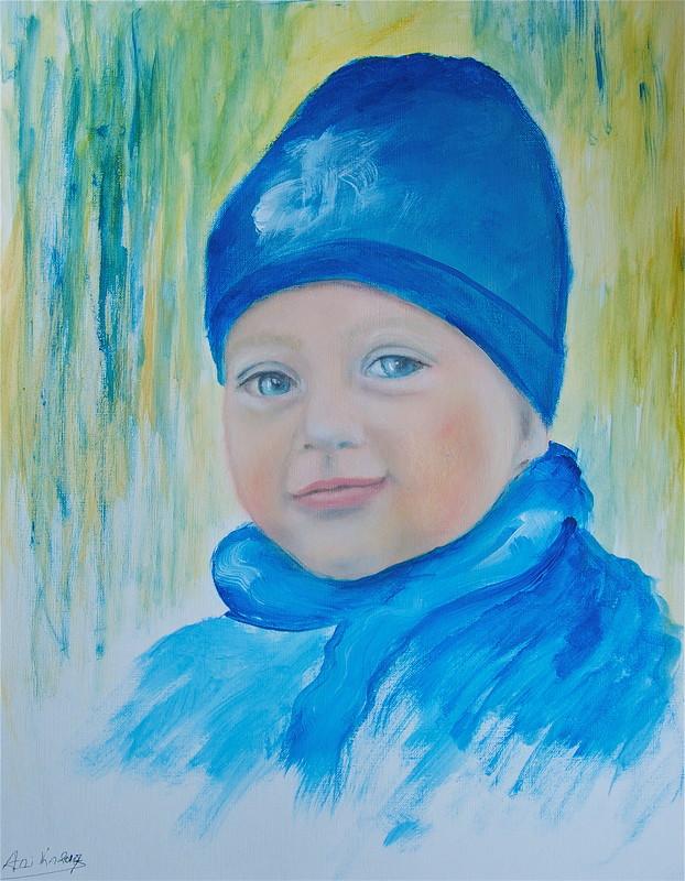 ANIKA - artiste peintre